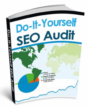 do it yourself seo audit ebook