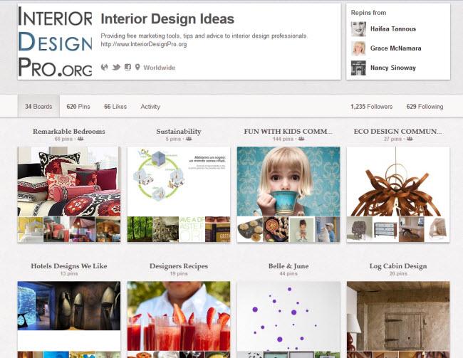 pinterest by interior design pro